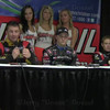 Thursday Part 2 Chili Bowl Qualifier Interview for  Kevin Swindell, Brad Sweet, and Tim McCreadie.  LuvRacin.com, Jerry Gossel