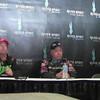 Interview with Wednesday Chili Bowl Qualifiers, Sammy Swindell. Jack Haudenschild, Damion Gardner.  LuvRacin.com, Jerry Gossel