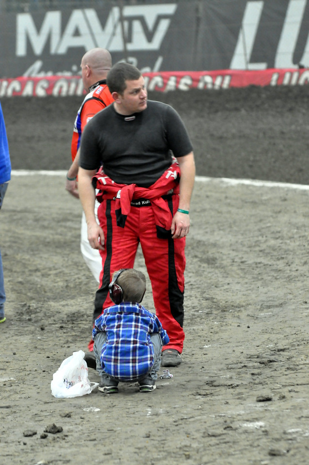 BRAD KUHN AND THE YOUNG ONE !