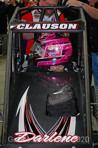 BRYAN CLAUSON GETTING GASSED CHECK!