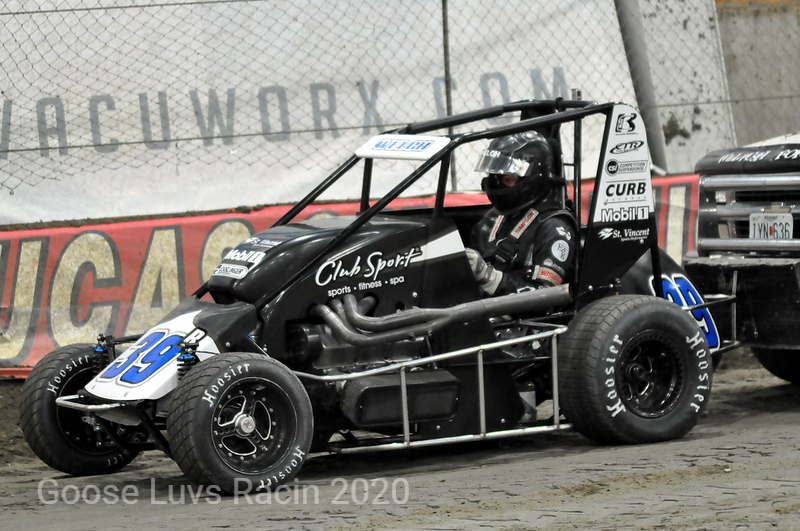 Ok it is A Main time Chili Bowl Fri!