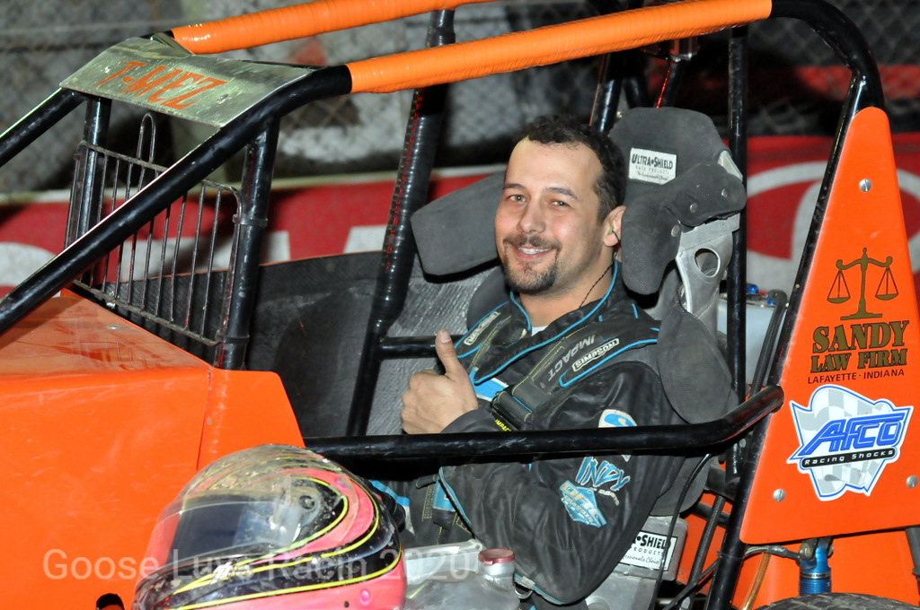 T-MEZ MAKES THE A MAIN CHILI BOWL 2014