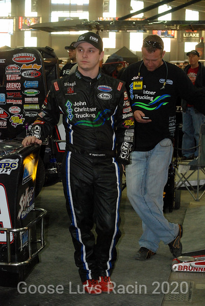 KEVIN SWINDELL WILL RACE HIS WAY IN TO THE A MAIN TONIGHT