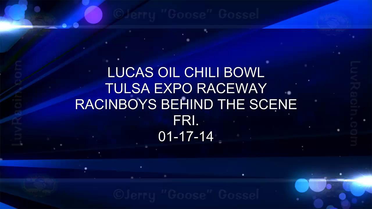 CHILI RACINBOYS FRI.01-17-14