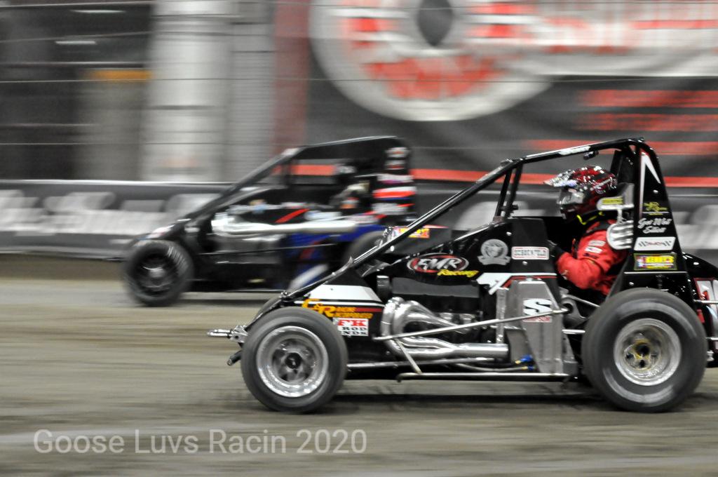 BACK ON TRACK RACE CARS !