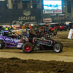 dirt track racing image - HFP_7590