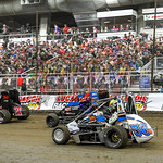 dirt track racing image - HFP_7028