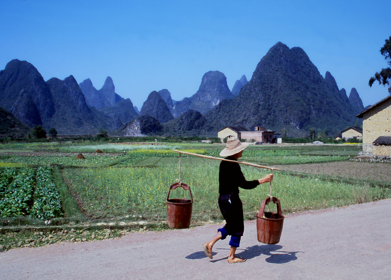 GUANGXI PROVINCE - CHINA