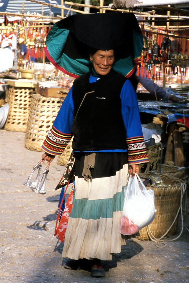 HILLTRIBE LADY - LIJIANG