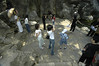 Tourists visit Jade Spring Park, Black Dragon Pool, near Lijiang.