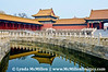 "The Forbidden City's ""palatial architecture"", built 1406-1420."