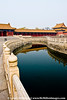 Canal in the Forbidden City.