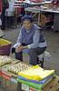 Market vendor, Lijiang.