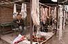 Kashgar- Sunday Mal Bazaar animal market -  selling ropes