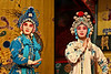 Beijing opera actors