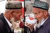 Kashgar- Sunday Mal Bazaar animal market -