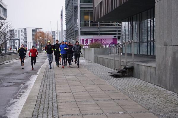Træningen 08-01-2017