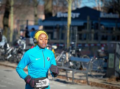 Nike Marathontest 3 - Spartanerne