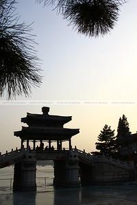 Xing Bridge, Summer Palace, Beijing, China