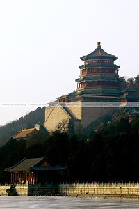 Longevity Hill and Kunming Lake, Summer Palace, Beijing, China