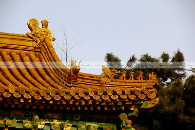 Chang Ling Mausoleum, Ming Tombs, Beijing, China