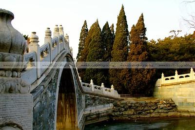 Half Wall Bridge, Summer Palace, Beijing, China