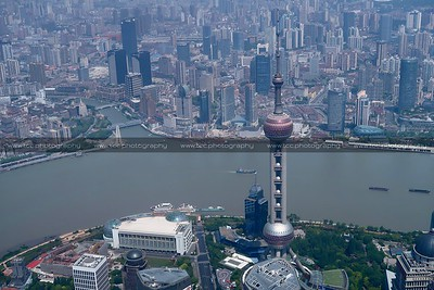 Oriental Pearl Tower, Lujiazui CBD, Pudong, Shanghai, China