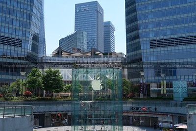 Shanghai IFC Mall, Lujiazui CBD, Pudong, Shanghai, China