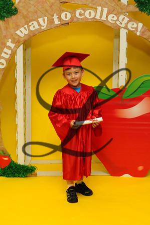 CLA Kindergarten Grad. 2014