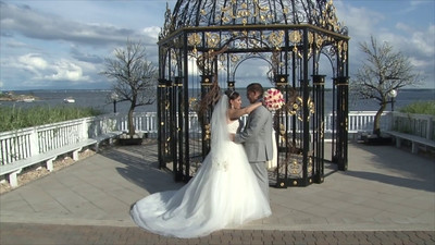CHRISTINA & ALVIN'S WEDDING
