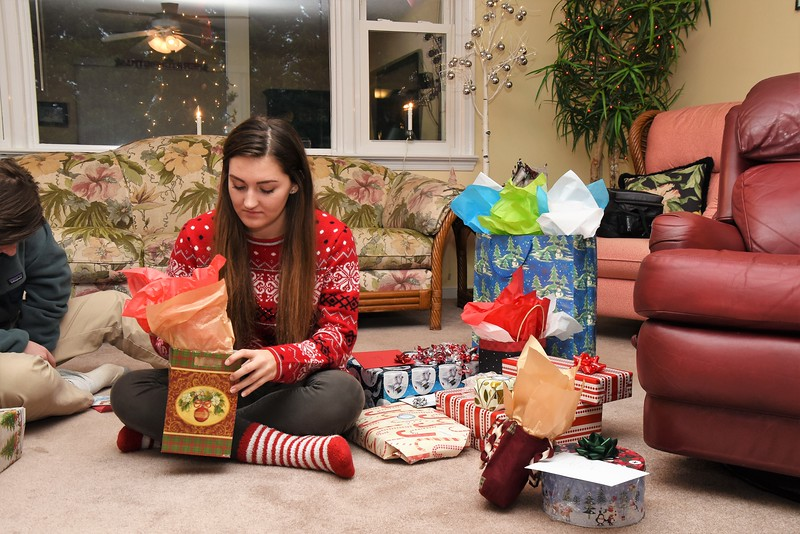 Brooke has some presents....