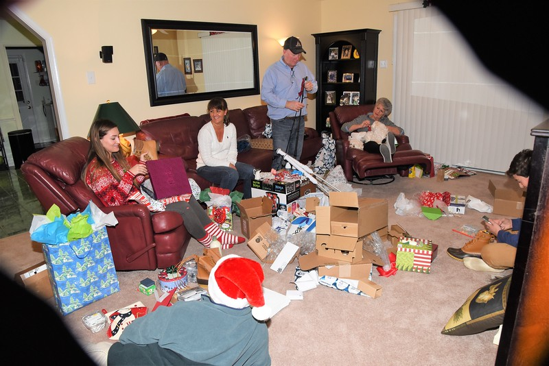 2016 Christmas at The Center of The Universe.