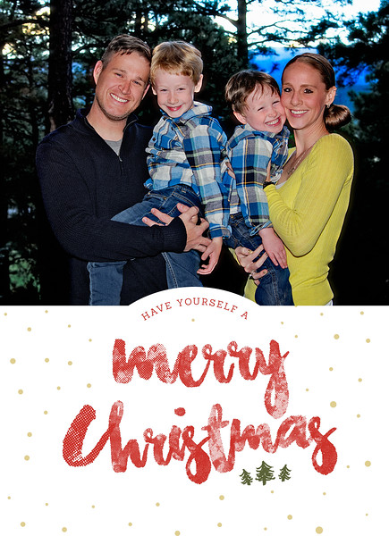 Christmas Card 2017 FRONT