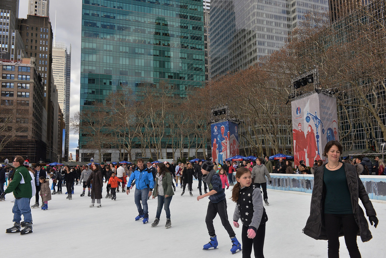 CHRISTMAS  DAY  IN  NEW  YORK  2014   -    Manhattan,  NYC