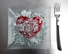Menu for today: broken heart