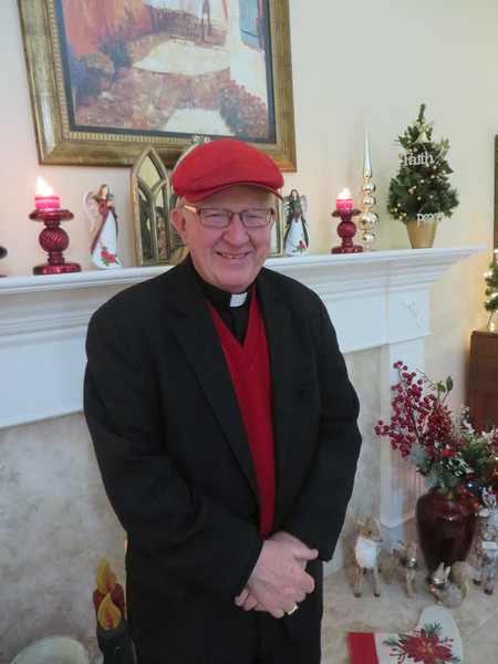 Priests' Christmas Party, December 1, 2016
