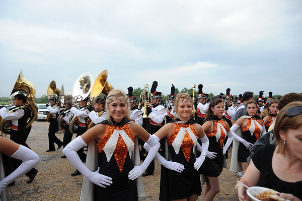 2009 CHS Band and Bruinettes