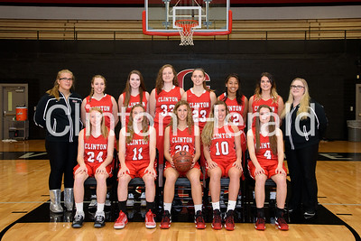 CHS Girls Basketball 11-18-16