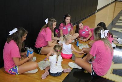 CHS Kids Cheer Camp