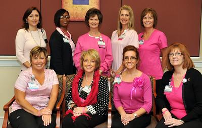 CMCNE Breast Health Center Staff 10-19-2012 3-50-42 PM