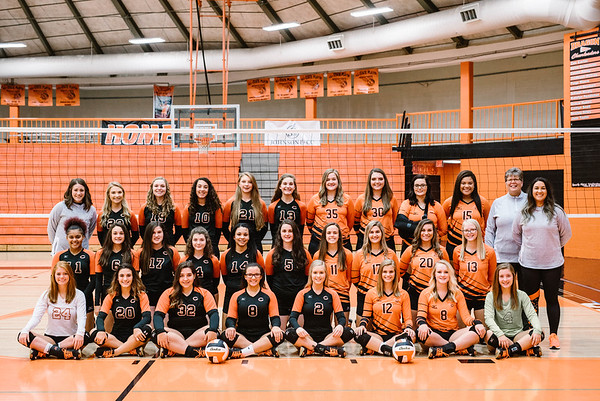CHS Volleyball 2018