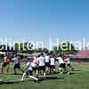 CHS Football Practice