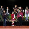 Jessica was crowned Homecoming Princess, along with Chad Linnerooth as Prince (Chad was in Yakima for a CHS Track event)