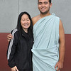 Senior Toga Day and Homecoming assembly