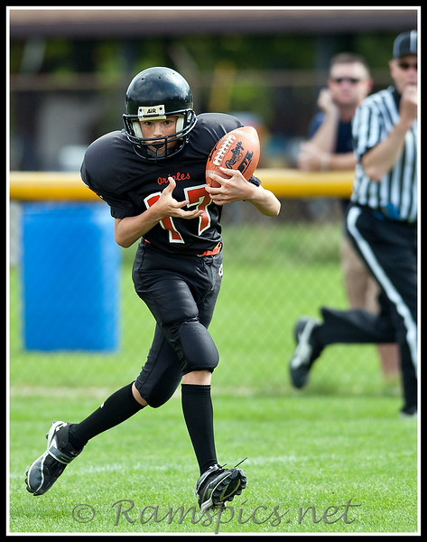 One of my favorites of the 2011 Mid-Michigan / CJO Pony Football season...
