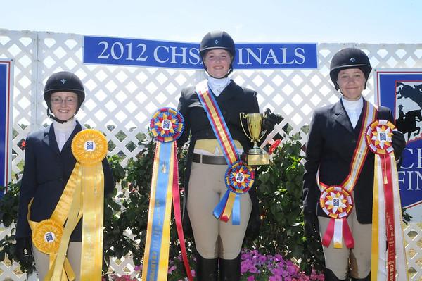 2012 CHSA Finals