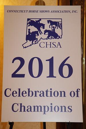 2016 CHSA Gala