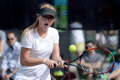 5A State Tennis Day 2