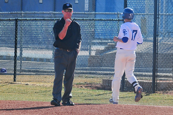 2012 High School Baseball Umpires
