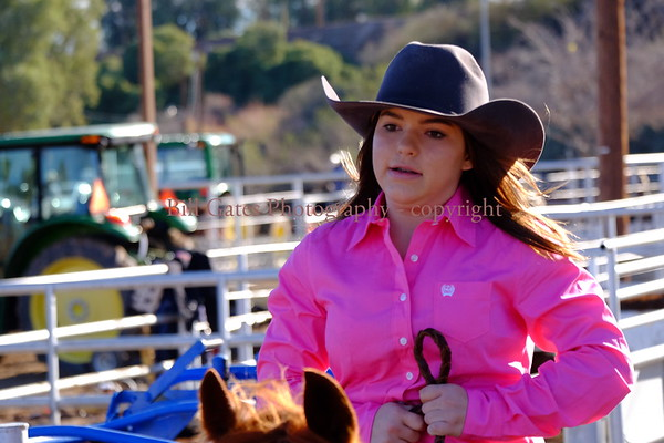 CHSRA Pole Bending Jan 15, 2017 Brawley